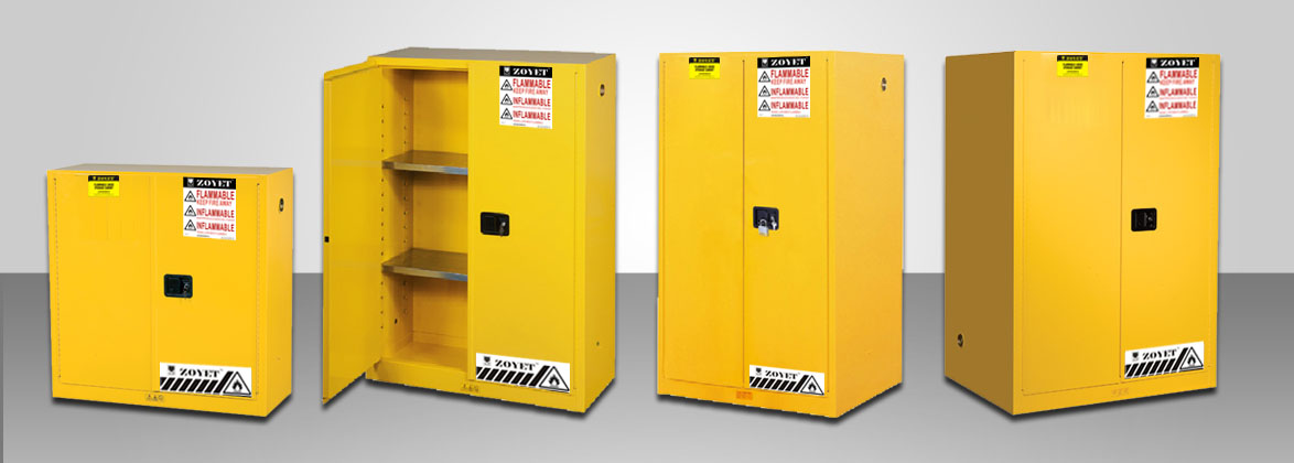 Malaysia Standard Safety Cabinet For Flammables - Fireproof chemical cabinet