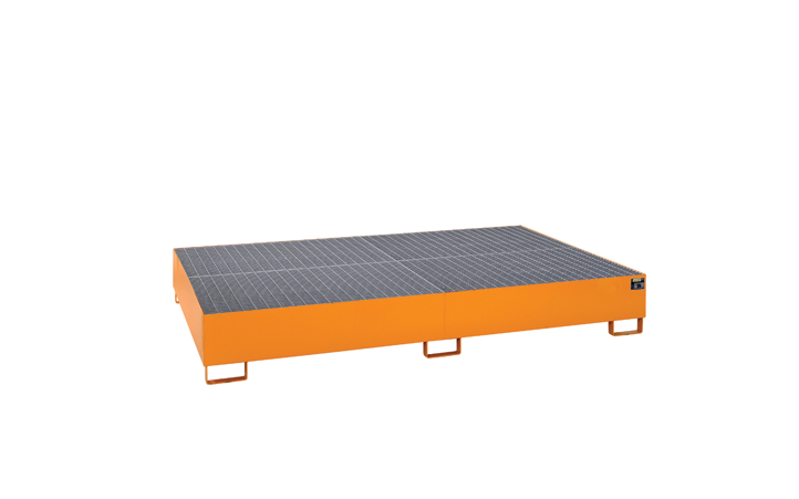 russia Steel Spill Containment Pallet
